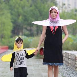 Creative Raincoat Umbrella