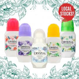 Crystal Mineral Deodorant Roll-On
