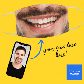 CustomMagic Selfie Face Mask