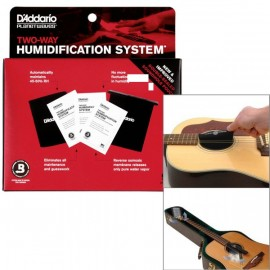 DAddario Humidipak - Two-Way Humidification System