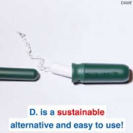 DAME - The first reusable tampon applicator
