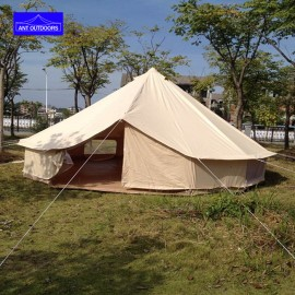 DANCEHL Waterproof bell canvas yurt tent