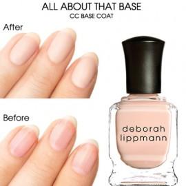 Deborah Lippmann All About That Base CC Base Coat
