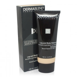Dermablend Leg and Body Makeup with SPF 25