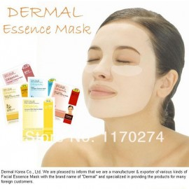 DERMAL essence mask - 30 pieces set