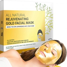 Doppeltree Gold Collagen Facial Masks