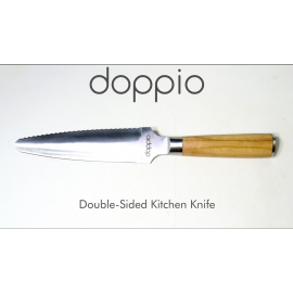 Doppio - Double Sided Kitchen Knife
