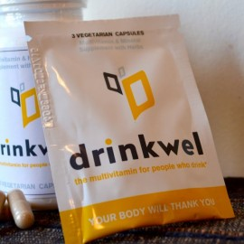 Drinkwel - Alcohol & Liver Support