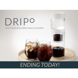 Dripo - Travel Iced drip Coffee Maker