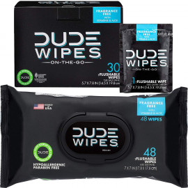 DUDE WIPES