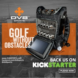 DV8 Sports Golf Gear