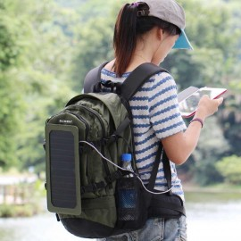 ECEEN® Solar Charger Backpack