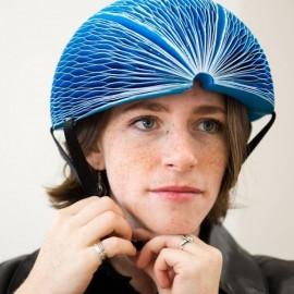 EcoHelmet - Foldable paper cycling helmet