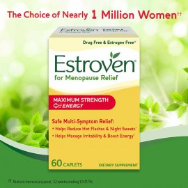 Estroven Maximum Strength + Energy