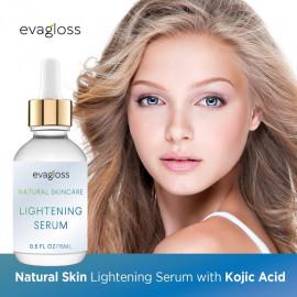 Evagloss Lightening Serum with Kojic Acid