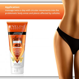 Eveline Slim Extreme 4D Liposuction Body Serum