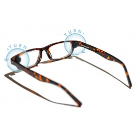 Eyejusters - Adjustable Focus Reading Glasses