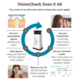 EyeQue VisionCheck