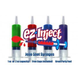 EZ-Inject Syringes