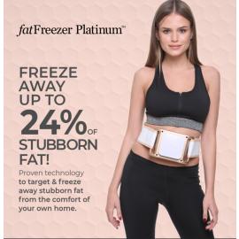 Fat Freezer Platinum - Freeze away stubborn fat