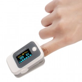 Finger Pulse Oximeter Monitor