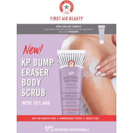 First Aid Beauty KP Bump Eraser Body Scrub Exfoliant