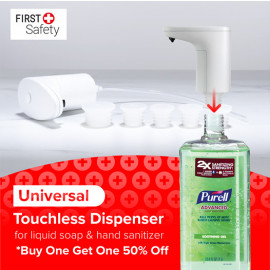 First Safety Touchless Sanitizer Dispenser