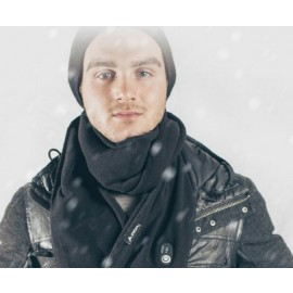 FNDN Micro Fleece Heated Scarf