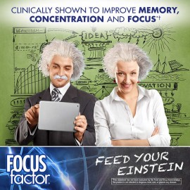 FOCUSfactor Nutrition for Brain