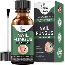 FOOT CURE Nail Fungus Treatment
