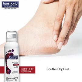 Footlogix Anti-Fungal Rough Skin Formula