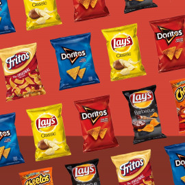 Frito-Lay Snack chip Variety Pack