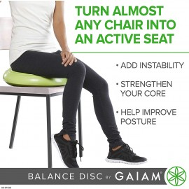 Gaiam Balance Disc Stability Core Trainer