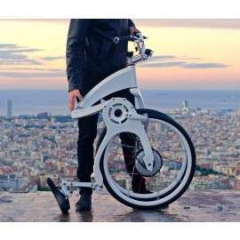 Gi FlyBike - electric bike that folds in one second