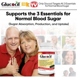 Glucocil – The Total Blood Sugar Optimizer