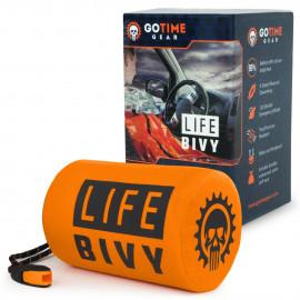 Go Time Gear LIFE BIVY EMERGENCY SLEEPING BAG