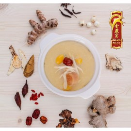 Golden Nest - Premium Birds Nest Soup - Collagen