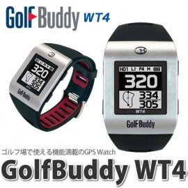 GolfBuddy WT4 golf GPS watch
