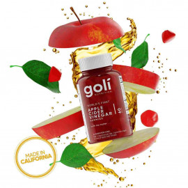 Goli Nutrition Apple Cider Vinegar Gummy