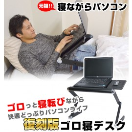 Goro sleeping desk