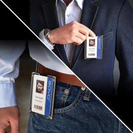 GOVO Badge Holder Wallet