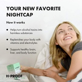H-PROOF Hangover Prevention Chewables