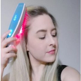 HairMax LaserComb Hair Growth Device