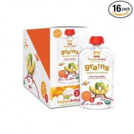 Happy Baby Organic Baby Food 2 Homestyle Meals