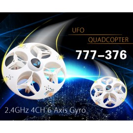 HappyCow Magic UFO Quadcopter