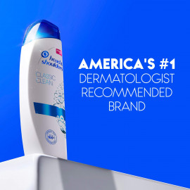 Head and Shoulders Classic Clean Daily Shampoo