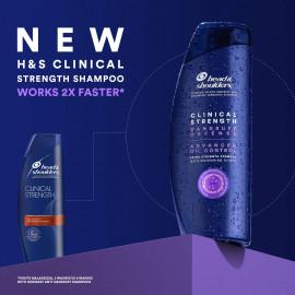 Head & Shoulders Clinical Strength Dandruff Shampoo