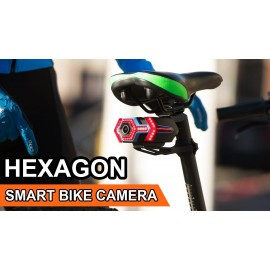HEXAGON - Camera, Signals, & Sensors for Cyclists