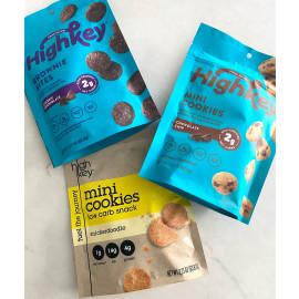 HighKey Snacks Keto Food Low Carb Snack Cookie