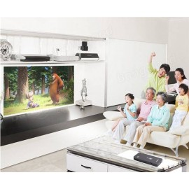 Home Theatre On The Go - SP2000 HW Pocket Projector